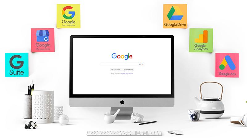7 eines google per empresa i comerç