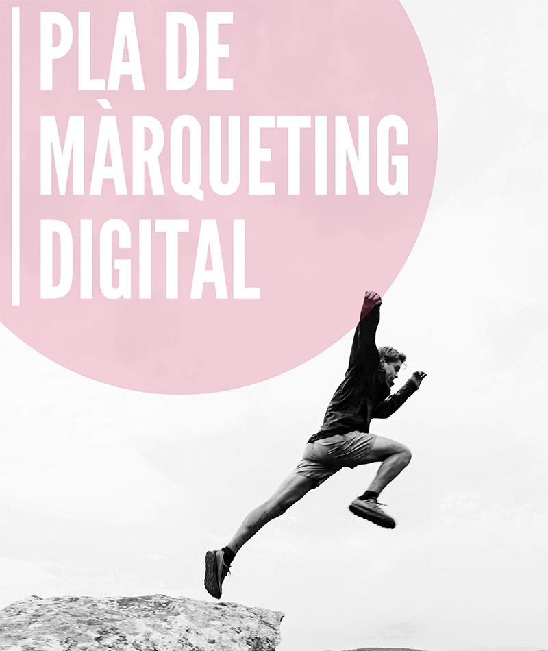 ebook Plantilla Pla de Màrqueting Digital Magnifik