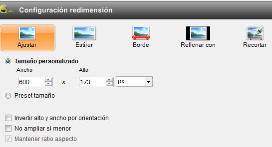 fotosizer comprimir imagenes para web