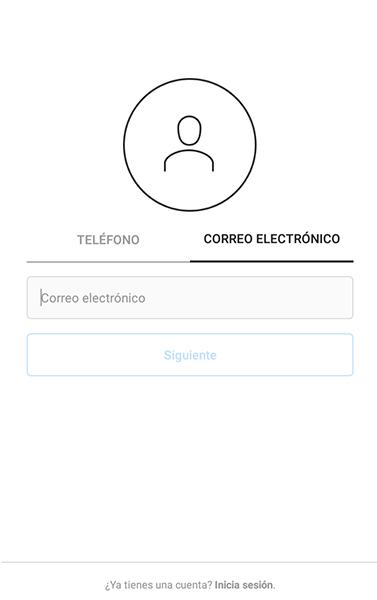 registre compte Instagram Faktotum
